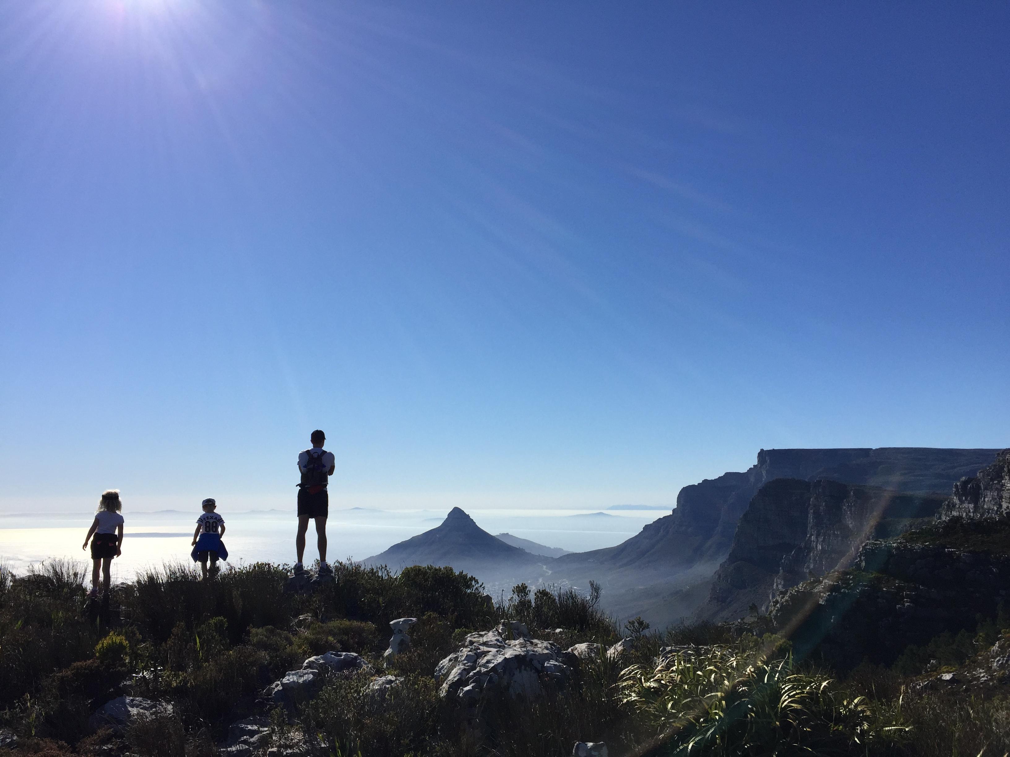 Summiting the Elusive Path
