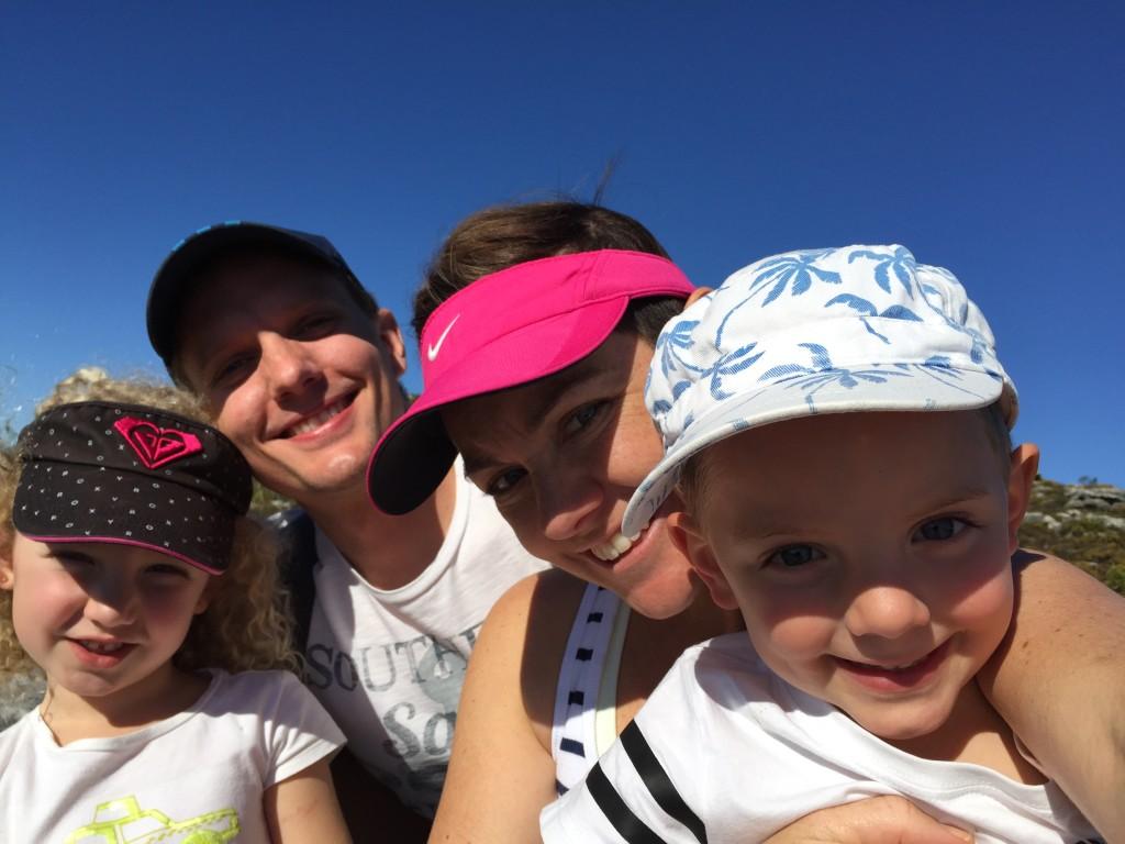The family selfie.