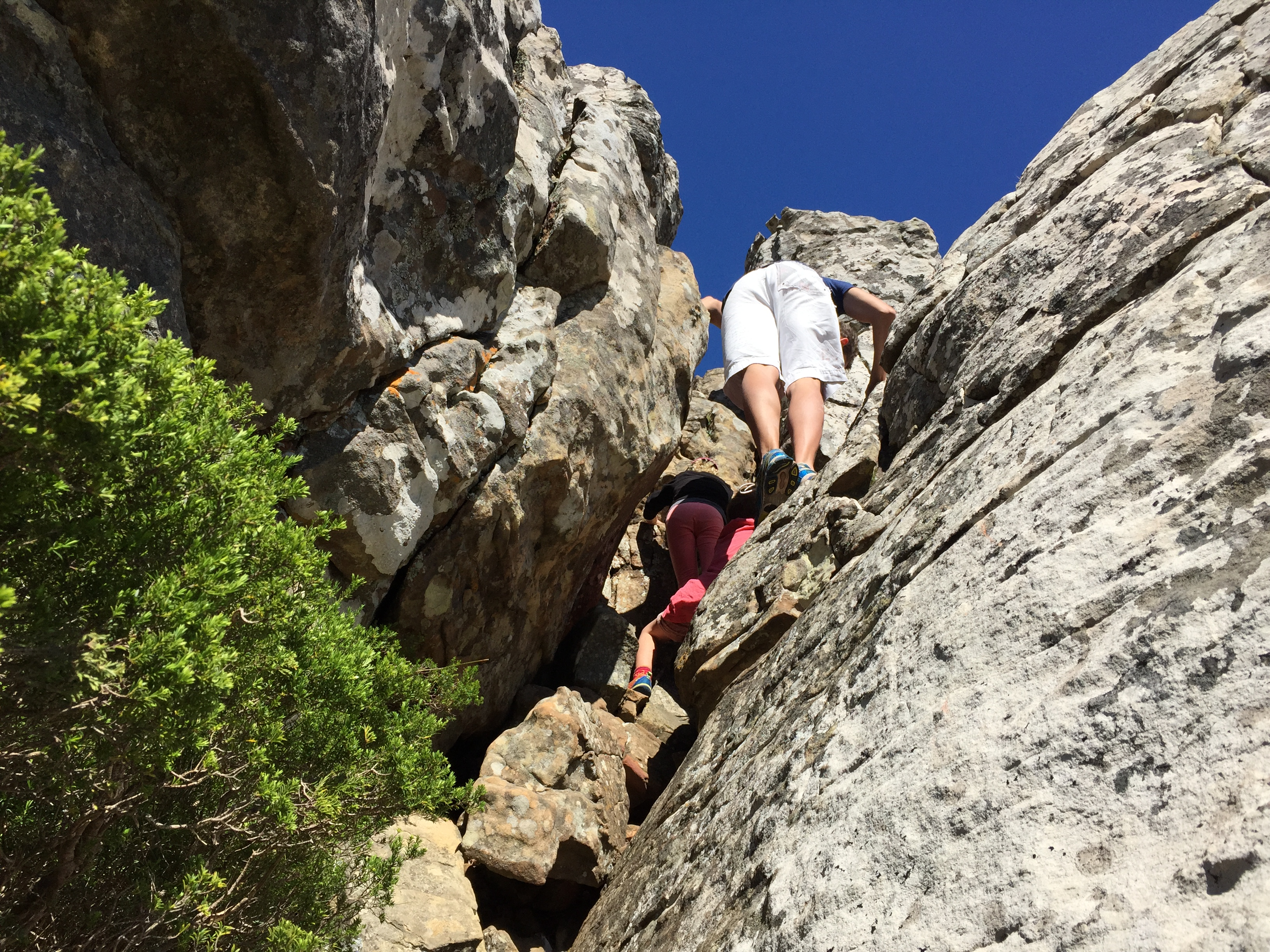 The Wuth Hiking Initiative – Teaching Children to Climb in All Weather Conditions