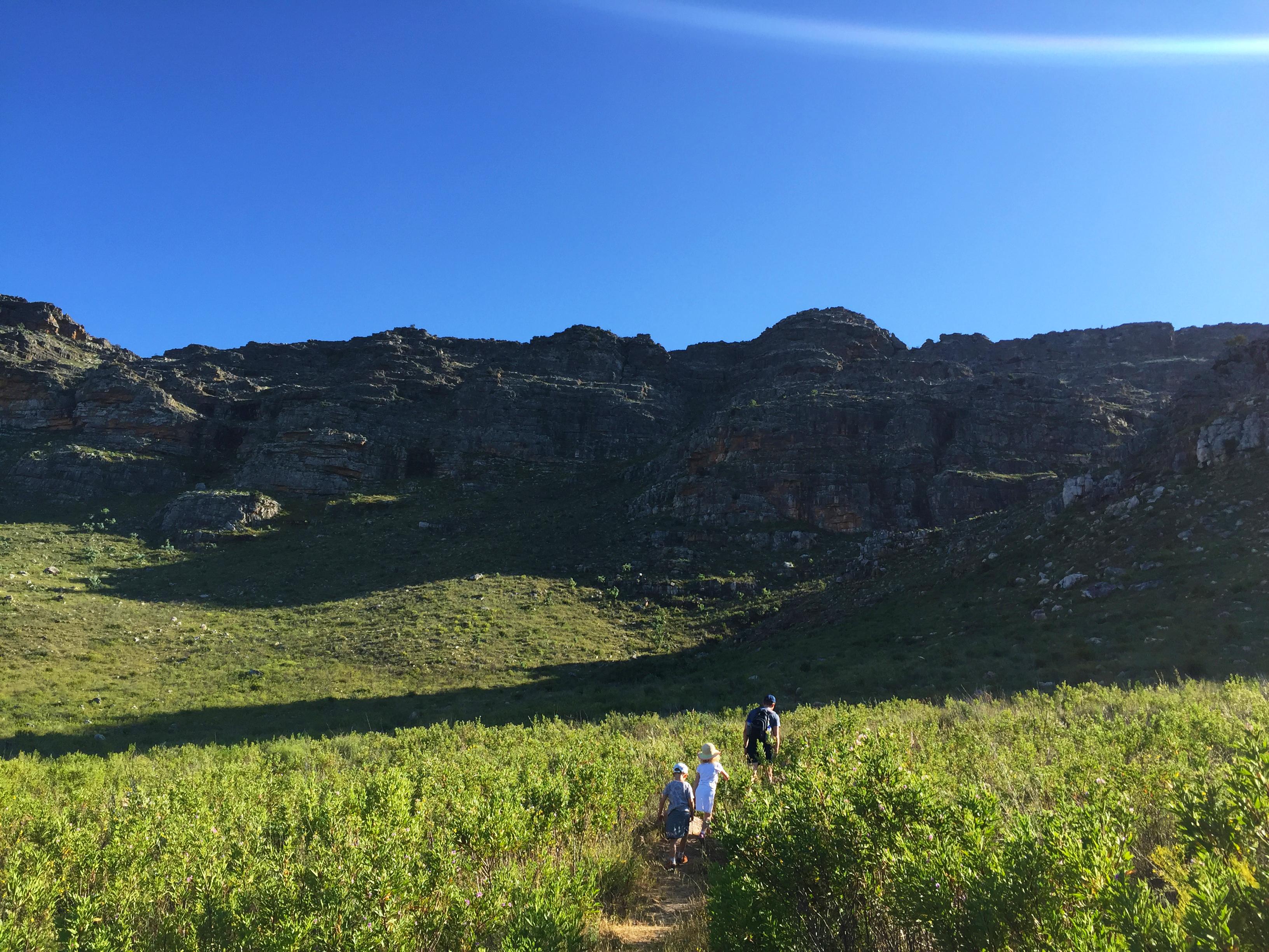 Our 5 peak climb